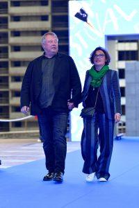 Сергей Степанченко с супругой Ириной